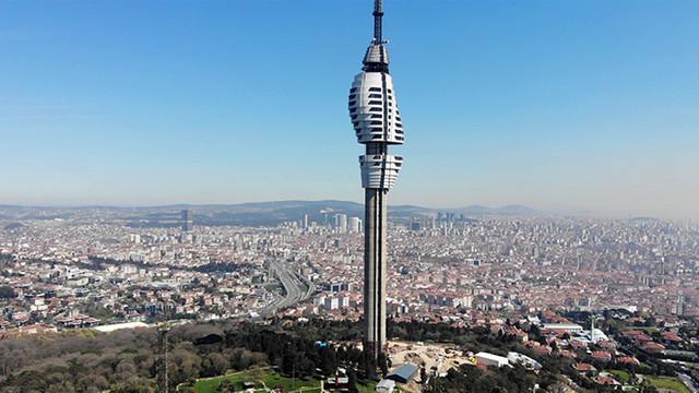 Çamlıca Kulesi'nde fiyatlar açıklandı: Aylık bedel 25 bin 500 TL