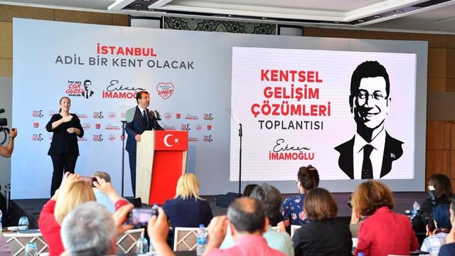 İmamoğlu'ndan CHP liderliği ve Cumhurbaşkanlığı yanıtı