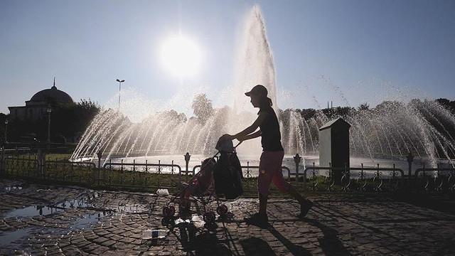 Meteoroloji uyardı: İstanbul'da hem sıcaklık hem nem artacak