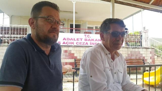 Gazeteci Yavuz Selim Demirağ cezaevine girdi