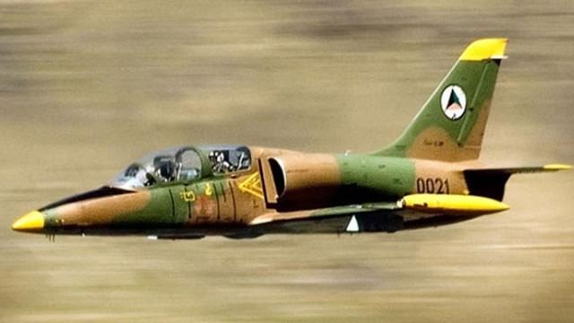 Askeri eğitim uçağı düştü: 2 ölü