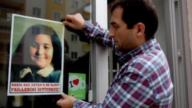 AK Parti ve MHP'den Rabia Naz reddi