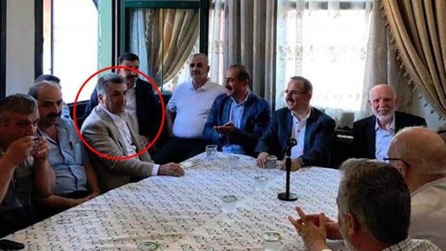 ''Devletin kaymakamı AK Parti için seçim çalışmasında''