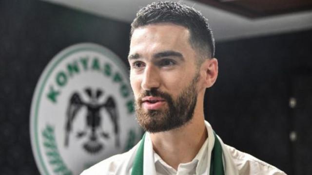 Riad Bajic, Konyaspor'a geri döndü