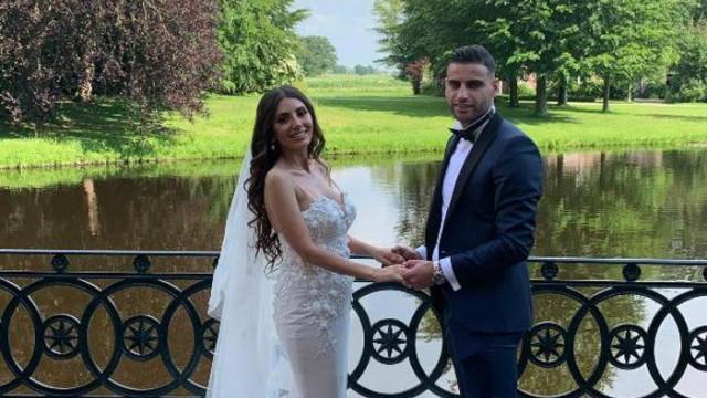 Deniz Türüç evlendi