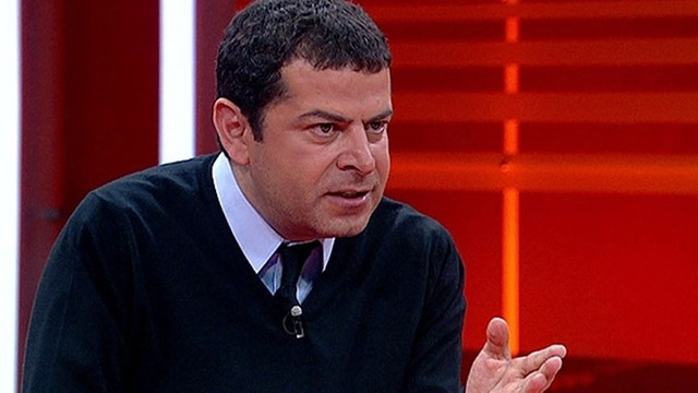 Cüneyt Özdemir'den İsmail Küçükkaya'ya: ''Son soru bombaydı''