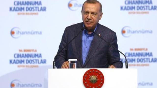 Erdoğan'dan ortak yayın sonrası ilk açıklama !