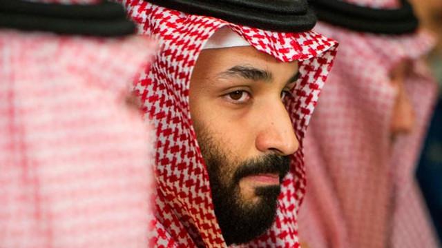 İran'dan Veliaht Prens'e tepki