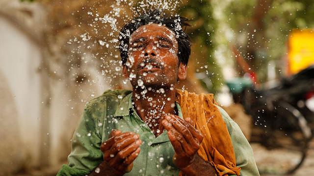 Hindistan'da cehennem sıcakları: 78 ölü