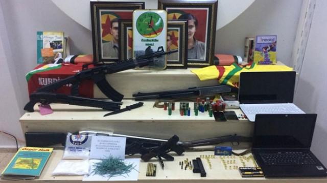 HDP'nin gençlik meclisine PKK operasyonu