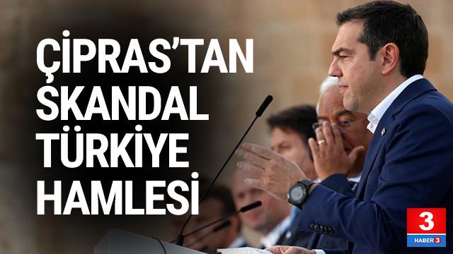 Çipras'tan skandal Türkiye hamlesi !