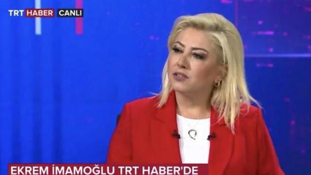 ''TRT'yi terör örgütü ile haber ilişkisi noktasına getirmeye hakkınız yok''