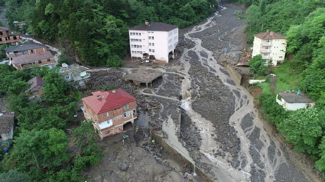 Trabzon'daki sel felaketinde acı haberler üst üste geliyor