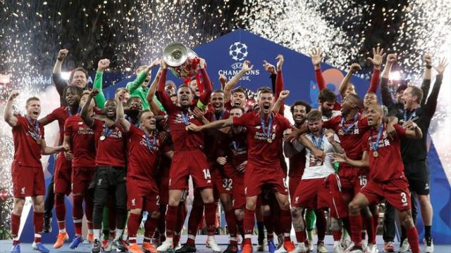 Şampiyonlar Ligi'nde kupanın sahibi Liverpool!
