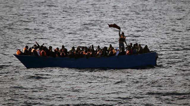 Alboran Denizi'nde bot battı: 22 ölü