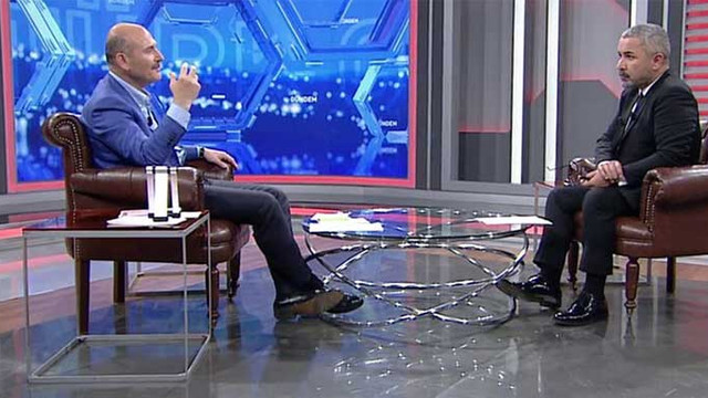 Soylu: ''İçişleri Bakanıyım, hırsızı iyi bilirim, CHP çalmış!''