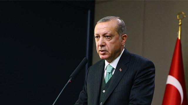 Erdoğan'dan seçim anketi açıklaması