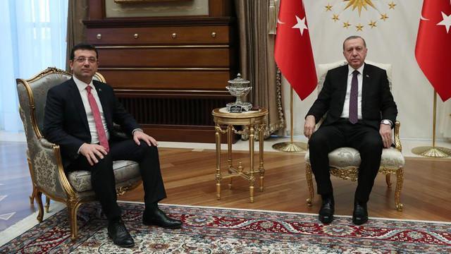 İmamoğlu'ndan Erdoğan'a ''dava'' yanıtı !