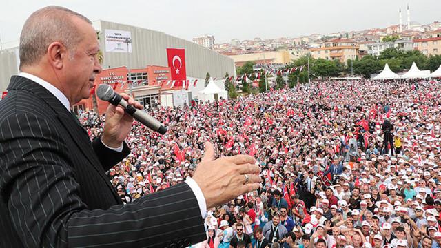 Erdoğan'dan çok konuşulacak sözler !