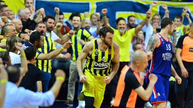 Fenerbahçe Beko'ya şampiyonluk maçı öncesi büyük müjde