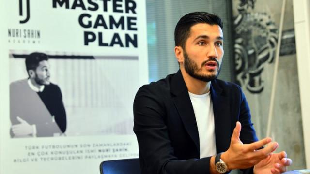 Nuri Şahin: Keşke Türkiye'de derbide oynayabilseydim