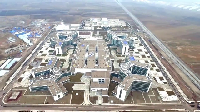 Şehir hastanelerine 14 milyar lira kira…