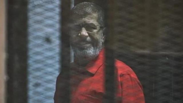 Mursi ailesinden Erdoğan'a teşekkür mesajı