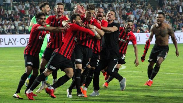 Gazişehir Gaziantep'te transfer haftası