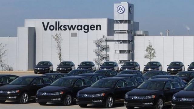 Volkswagen'den Türkiye'de fabrika adımı