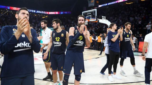 TBF Disiplin Kurulu, Fenerbahçe Beko'ya 3 maç seyircisiz oynama cezası verdi
