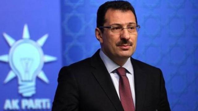 AK Partili Yavuz'dan seçim sonrası ilk açıklama