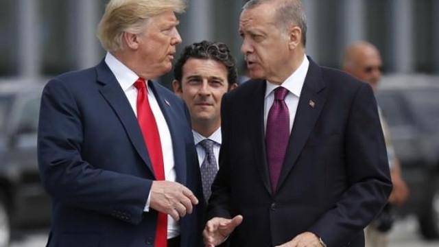 Erdoğan, Trump'la görüşecek !