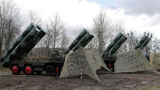 Rusya'dan S-400 hamlesi: ''Taşınacak...''