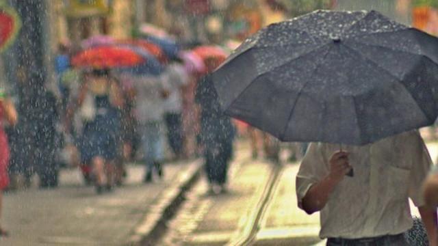 Meteoroloji uyardı! Sağanak yağış geri geliyor...