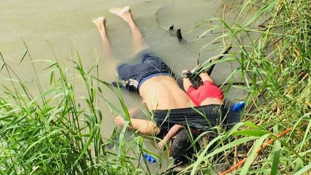 Baba kız mültecinin acı sonu