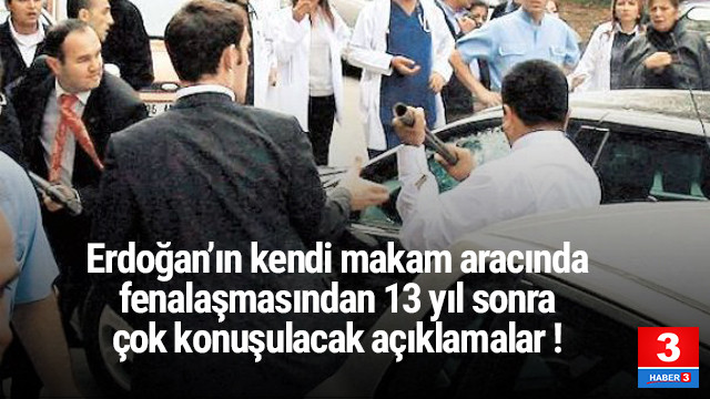 Erdoğan'ın fenalaştığı anın fotoğrafını çeken gazeteciyle ilgili iddia
