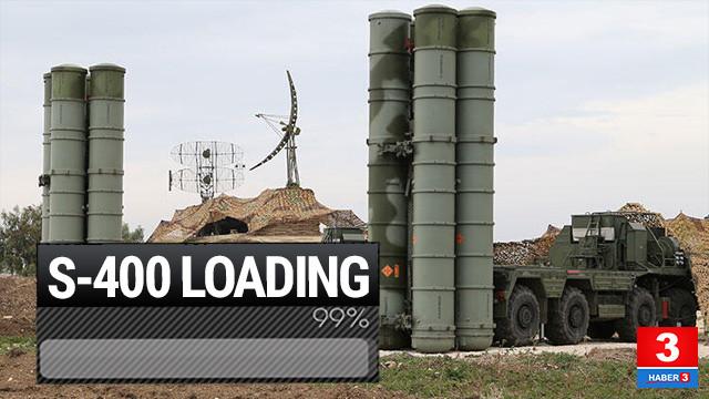 Rusya'dan S-400 açıklaması: Yüzde 99 hazırız