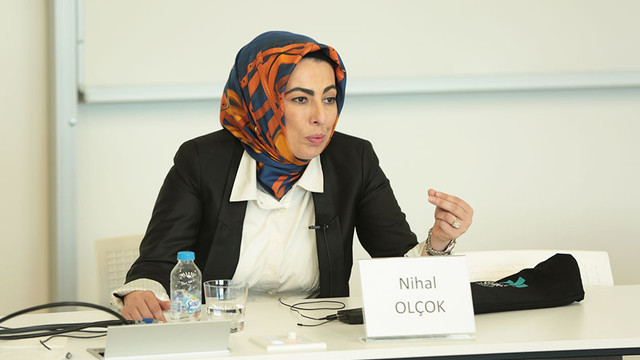 Nihal Olçok'tan Nuh Albayrak'a sert yanıt