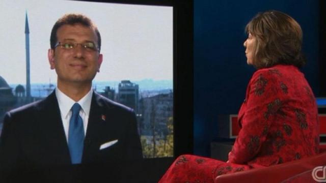 İmamoğlu'nun CNN röportajından ilk sözler