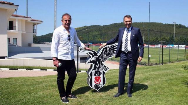 Beşiktaş'ta Abdullah Avcı'nın yardımcılığına Şenol Fidan getirildi