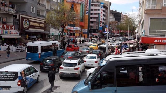 Demetevler'de trafik çilesine son