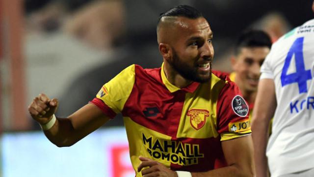 Beşiktaş Yasin Öztekin için Göztepe'ye Cyle Larin'i verecek