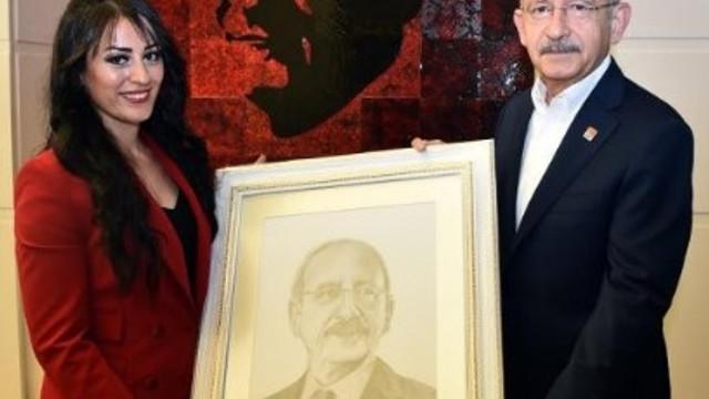 Kılıçdaroğlu Ayşe Öğretmen ile buluştu