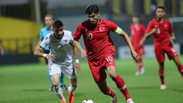 Türkiye 2 - 2 Arnavutluk (2021 Avrupa 21 Yaş Altı Şampiyonası Elemeleri)