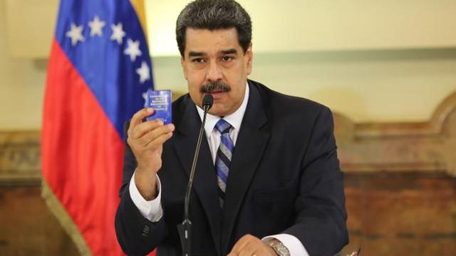 Maduro'dan ''sınır'' kararı