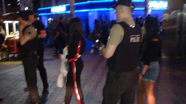 İstanbul'da fuhuş operasyonu ! Çok dayısa gözaltı var