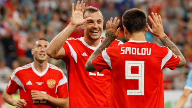 Rusya 9 - 0 San Marino