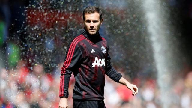 Galatasaray'ın Juan Mata ile görüştüğü iddia edildi
