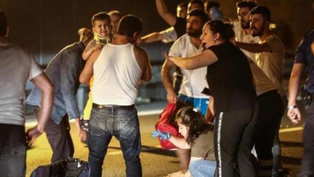 Beşiktaş'taki katliam gibi kazada 2 kişi tutuklandı