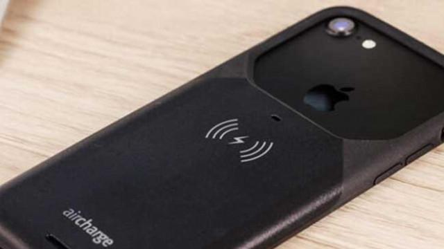 Cep telefonlarında havadan şarj dönemi